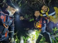 Ormanda Kaybolan Avcı 5 Saat Sonra Kurtarıldı
