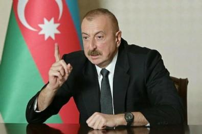 Yüzüne çarpınca konuyu değiştirmeye çalıştı: Aliyev, BBC'de İngiliz sunucuyu madara etti!