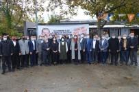 AK Parti Erdek Gençlik Kolları Kongresi Yapıldı