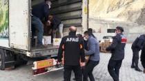 Artvin'den İzmir'e Yardım Eli Uzandı
