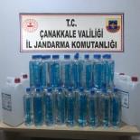 Biga'da Sahte İçki Operasyonu Açıklaması 3 Gözaltı