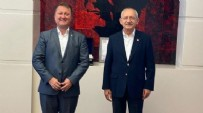 UĞUR MUMCU - CHP, Menemen Belediye Başkanı Serdar Aksoy'u 'kesin ihraç' ile Disiplin Kurulu'na sevk etti