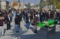 Karaman'da Kalbinden Bıçaklanan Genç Toprağa Verildi