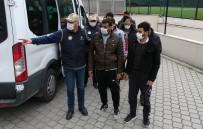 Samsun'da DEAŞ'tan Gözaltına Alınan 8 Yabancıya Ek Gözaltı Süresi