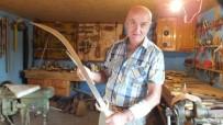 Burhaniye'de Kılıç Ustası Civelek Hayatını Kaybetti