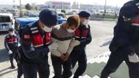 Çaldığı Otomobille Hırsızlık Yapan Şüpheli Kovalamaca Sonucu Yakalandı