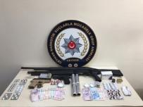 Ceyhan'da Uyuşturucu Satıcılarına Hava Destekli Operasyon Açıklaması 19 Gözaltı