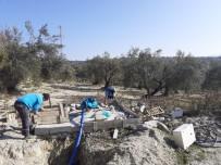 Çobanlar Mahallesi'ne Kesintisiz İçme Suyu Sağlandı