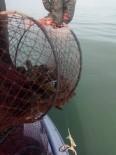 Eğirdir Gölü'nde Kaçak Kerevit Avına Geçit Verilmiyor