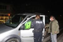 İzmir'den Kaçan Hırsızlık Şüphelileri Kula'da Yakalandı