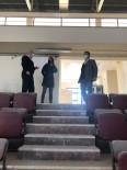 Soma'nın Spor Salonu Baştan Aşağı Yenileniyor
