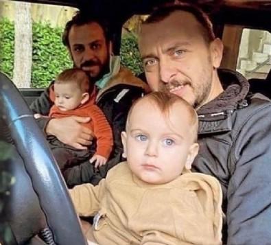 Ali Atay ve Erkan Kolçak Köstendil'in oğullarıyla pozu sosyal medyayı salladı! Yok böyle benzerlik