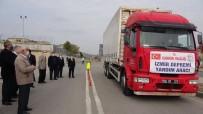 Çankırı'dan Deprem Bölgesi İzmir'e Yardım