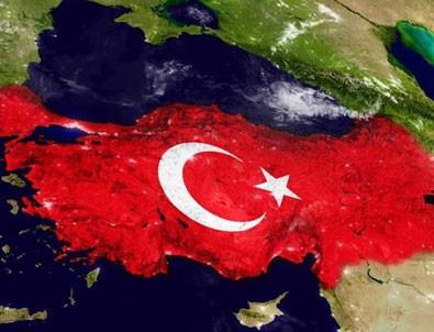 En beğenilen ülke Türkiye oldu!