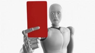 FIFA'dan şaşırtan robot hakem kararı!