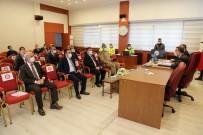 Gümüşhane'de Kış Trafik Güvenliği Toplantısı Yapıldı