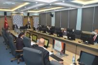 KMÜ'de Teknopark Yönetim Kurulu Toplantısı Yapıldı