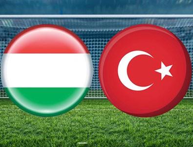 Macaristan-Türkiye| Maçta ilk gol!