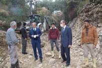 Tosya'da Bir Köyün Daha İçme Suyu Sorunu Çözülüyor