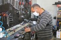 Tunceli'de Sanayi Çalışanlarından 'Covid-19 Tedbirlerine Uyun' Çağrısı
