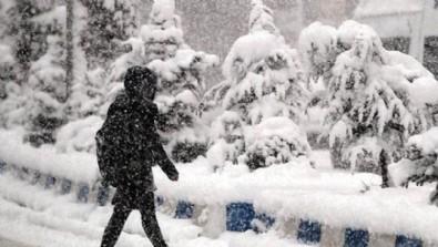 4 ile kar uyarısı geldi!