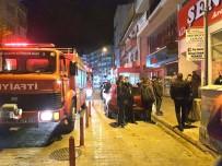 Edremit'te Mağaza Yangını