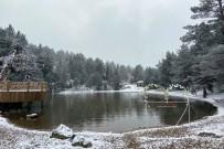 Gümüşhane'nin Beyaz Cenneti Açıklaması Limni Gölü