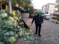 Halkın Sağlığını Tehlikeye Atan Pazarcıya Ceza