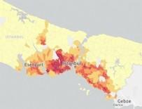 YUNUS EMRE - İşte İstanbul'un en riskli mahalleleri!