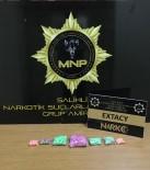 Manisa'da Uyuşturucu Operasyonuna 3 Tutuklama