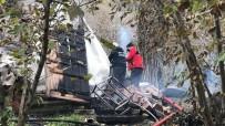 Tek Katlı Evde Çıkan Yangında 1 Kişi Hayatını Kaybetti