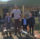 Dünyanın En Uzun İnsanı Sultan Kösen Taburcu Oldu