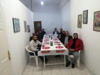 Erdek MHP Yönetimi Görev Dağılımı Yaptı