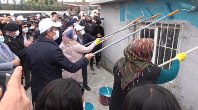 Köylerin Çehresini Değiştiren Proje Açıklaması Vatandaşların Yaşam Standartları Yükseliyor