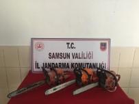 Samsun'da 12 Hırsızlık Olayına 12 Gözaltı