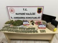 Tomarza'da Uyuşturucu Operasyonu Açıklaması 1 Gözaltı