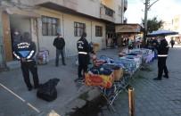 Turgutlu Belediyesi Zabıta Ekiplerinden Denetim