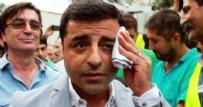 AYDıN ERDOĞAN - Başsavcıyı tehdit eden terör destekçisi HDP'li Demirtaş'ın yargılanmasına başlandı!
