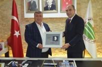 ESO Başkanı Celalettin Kesikbaş, Beylikova'yı Ziyaret Etti