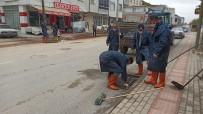 Karaman Belediyesiden Yağışlara Karşı Kış Hazırlığı