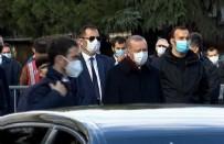 LÜTFI ELVAN - Ticaret Bakanı Ruhsar Pekcan'ın annesine son veda! Başkan Erdoğan da törene katıldı