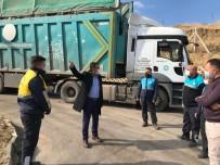 Turgutlu'daki Çevreci Yatırımda Çalışmalar İncelendi