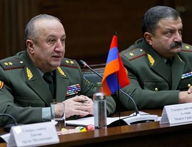 Ermeni generalden skandal itiraf!