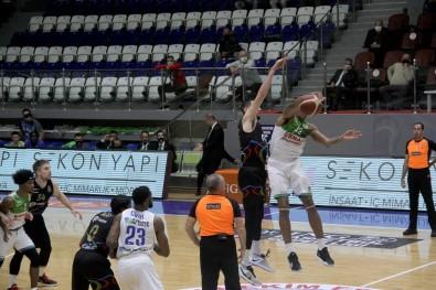 ING Basketbol Süper Ligi Açıklaması Lokman Hekim Fethiye Belediye Açıklaması 75 - Aliağa Petkimspor Açıklaması 74