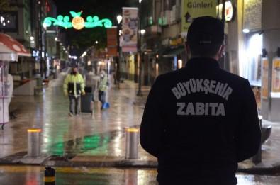 Kısıtlama Başladı, Ordu Sokakları Issız Kaldı
