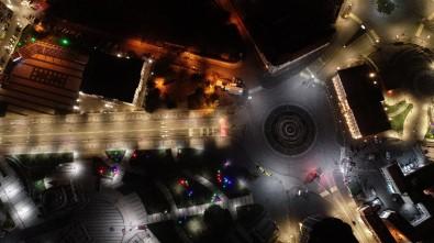 Kısıtlama Sonrası Tarihi Kent Meydanında Kartpostallık Görüntüler Oluştu
