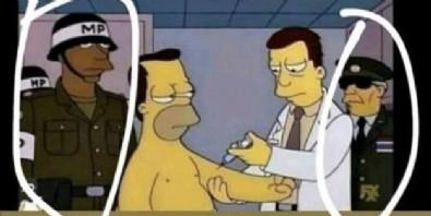 Koronavirüs aşısı mı? Simpsonlar'da şok görüntü