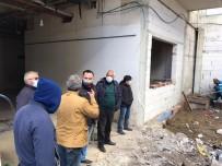 Kula Devlet Hastanesi İnşaatı Yeniden Başladı