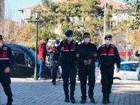 Sivrihisar'da Uyuşturucu Madde Ve Silah Operasyonu, 3 Şüpheli Yakalandı