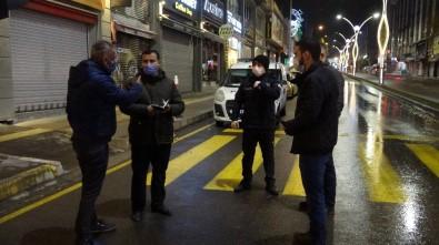 Van'da Sokağa Çıkma Kısıtlaması Başladı